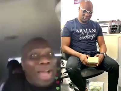 Mompha Says He's Not a Yahoo Boy After His Release From EFCC Custody. VIDEO