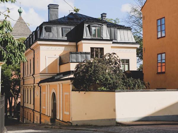Herbstbeginn / Uppsala