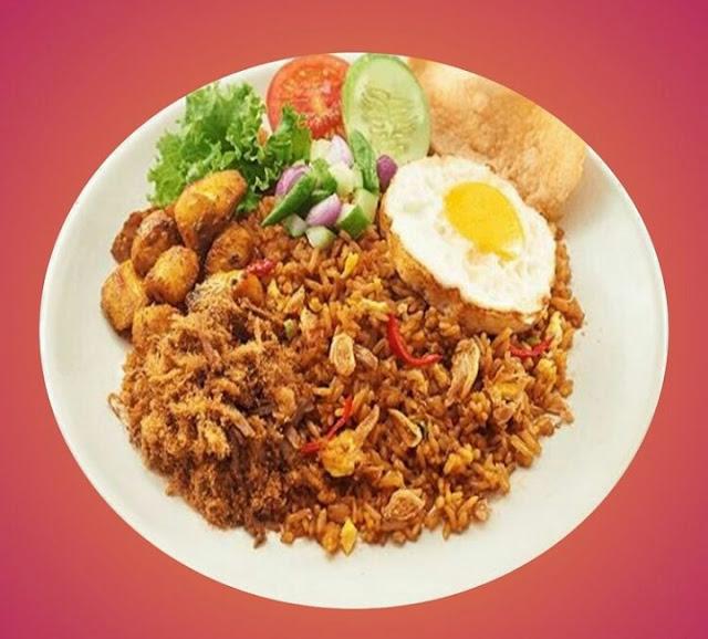 Resep nasi goreng madura