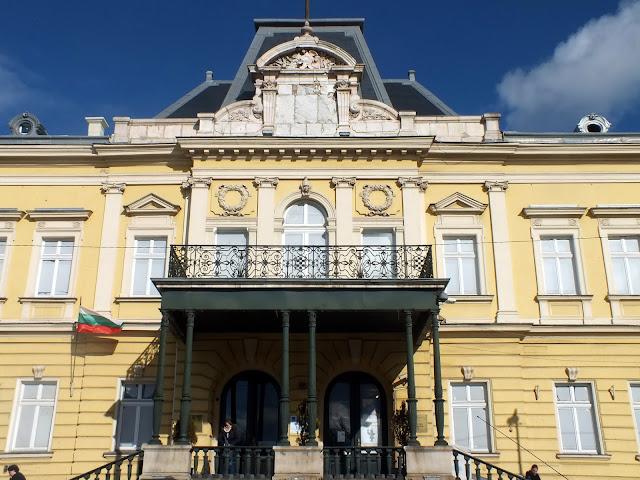 visitar la ciudad de Sofia en 1 día