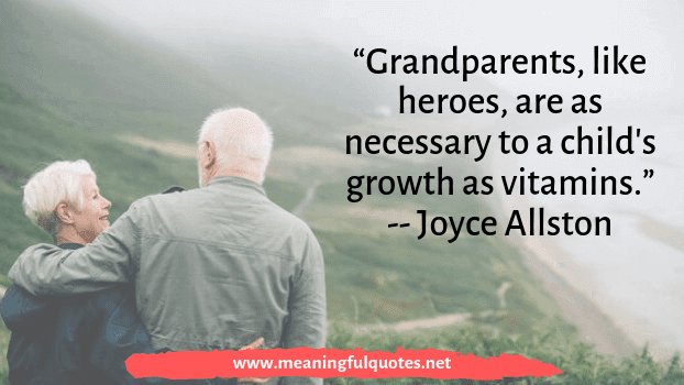 Grandparents Day Lines & Sayings