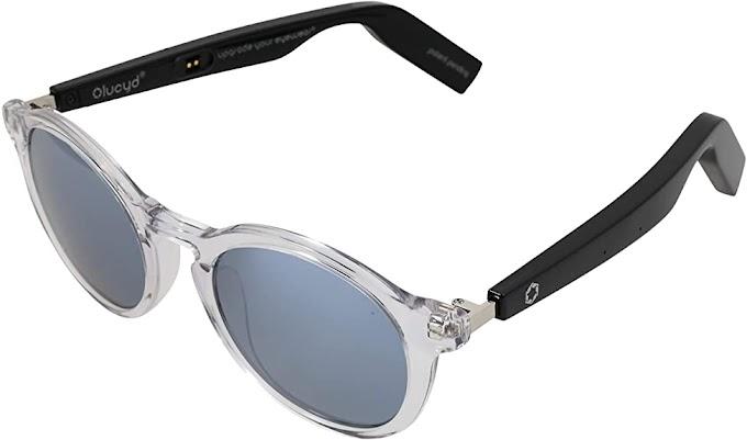 Lucyd Lyte Bluetooth Smart Audio Sunglasses. Wireless Headphones.Built-In Mic