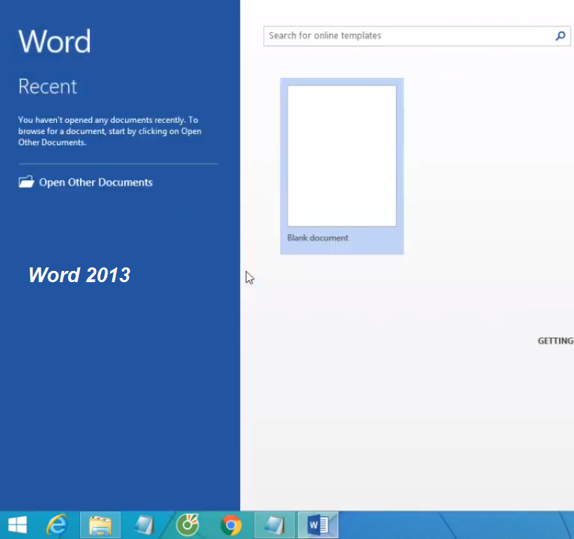 Tải Word 2013 - Hướng dẫn cài đặt để soạn thảo văn bản trên máy tính a