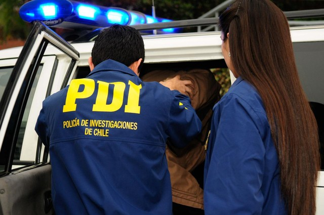 PDI Valdivia