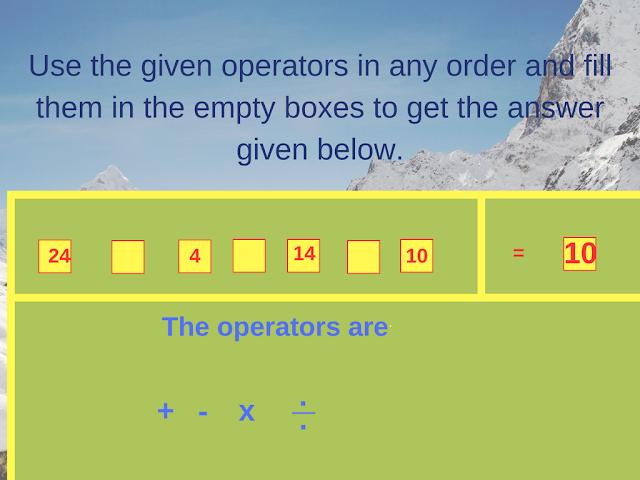 Easy but Brain-teasing Math Problem-1