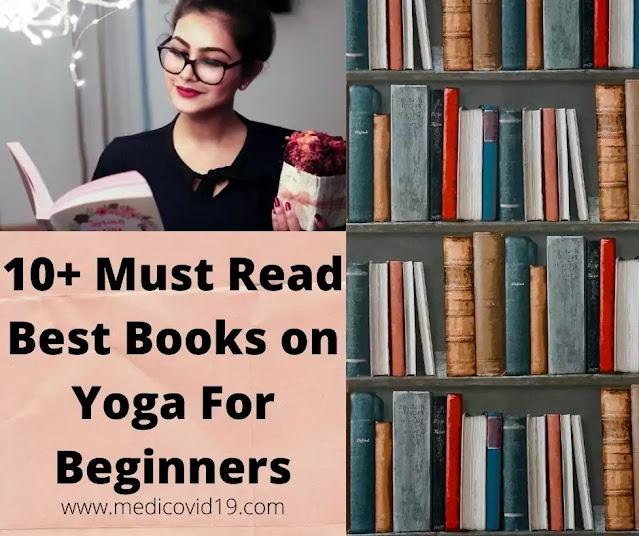 10+ Must Read Best Books on Yoga For Beginners