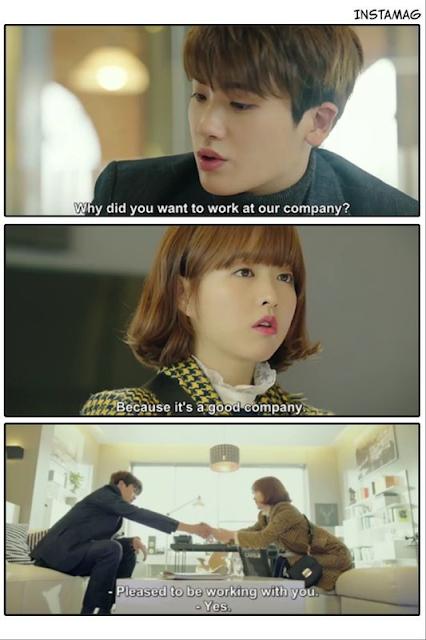 Bong-soon,Park Bo-young,Shim Hye-jin,Min-hyuk