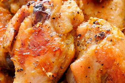 Lemon Pepper Chicken Wings Recipe