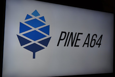 Logo startowe Android PINE A64