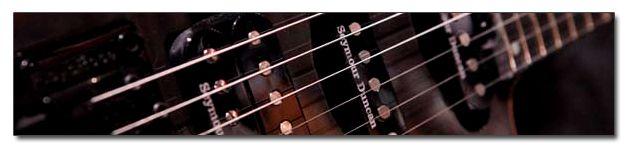 Guía de Pastillas para Guitarra Eléctrica