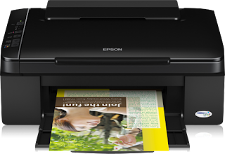 Epson Stylus NX110 Driver Download