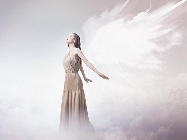 7 dấu hiệu một người bạn gặp là thiên thần - cách nhận biết một thiên thần