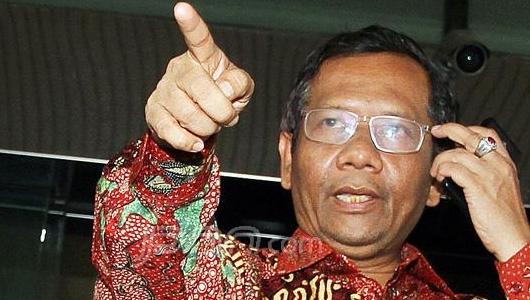 Mahfud Md Nilai Saksi Prabowo di MK Belum Buktikan Dalil Gugatan