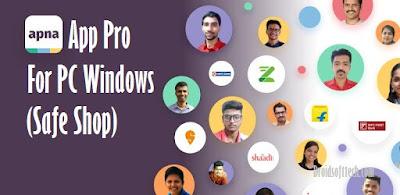 Apna App Pro For PC Windows