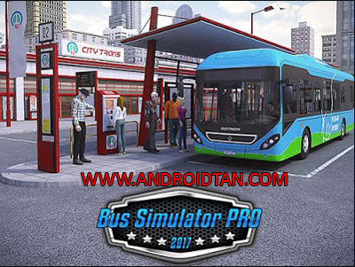 Bus Simulator PRO 2017 Mod Apk v1.6 Unlimited Money Terbaru