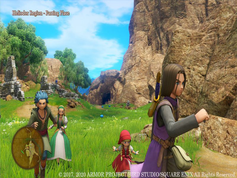DRAGON QUEST XI S Echoes of an Elusive Age Definitive Edition PC Game Free Download