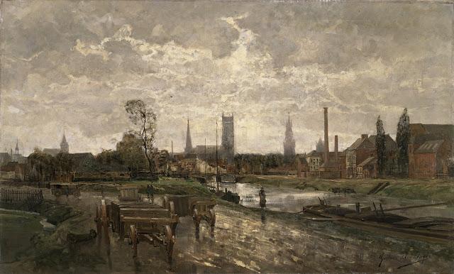 Een geschiedenis van Gent Deel 5B Gent onder het Vlaams huis
