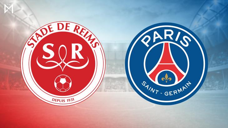 بث مباشر مباراة باريس سان جيرمان وريمس
