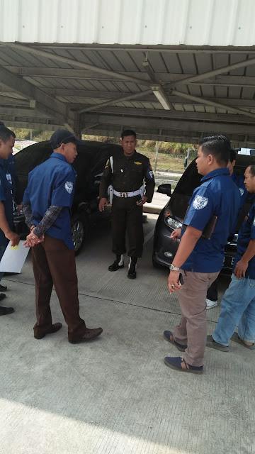 koordinasi keamanan jemputan karyawan pabrik di kawasan Bekasi 6