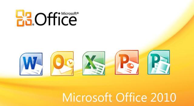تحميل الحزمة الكاملة مايكروسوفت اوفيس 2010 باللغة الانجليزية