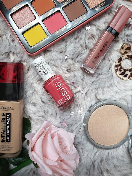 summer festival makeup