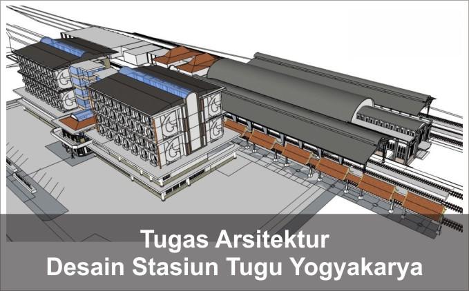 desain stasiun kereta api