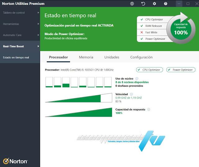 Norton Utilities Premium Versión Full Español