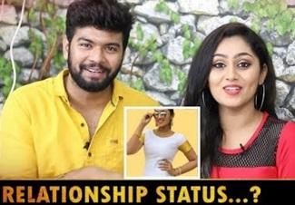 Vijay TV Jodi Fun Unlimited Sreethu Vishal Interview