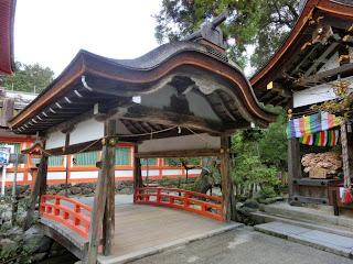上賀茂神社・片岡橋