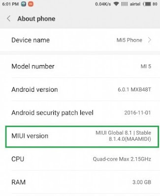 contoh rom global stable