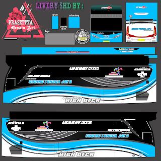 Download Livery Es Bus Id STJ INERAZURRY