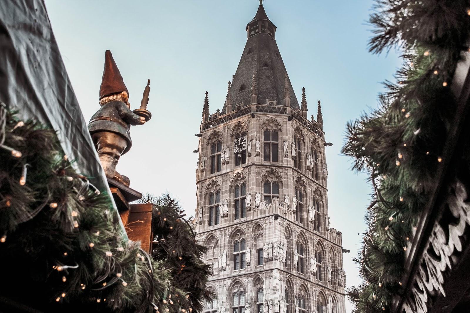 Cologne Christmas Market Heimat der Heinzel