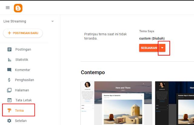 Membuat Safelink Blogger Otomatis