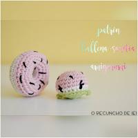 http://amigurumislandia.blogspot.com.ar/2019/10/amigurumis-ballena-y-donut-sandia-o-recuncho-de-jei.html