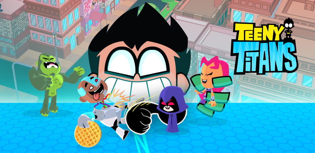 Teeny Titans Mod Apk