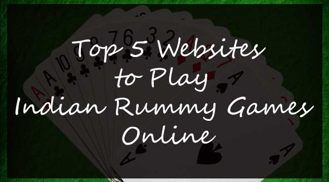 Top 5 Websites to Play Indian Rummy Games Online : eAskme