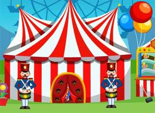 Juegos de Escape - Funny Clown Rescue