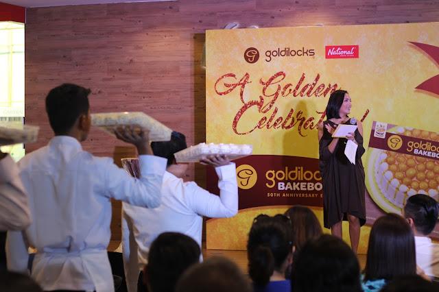Goldilocks Bakebook gets a Golden Update