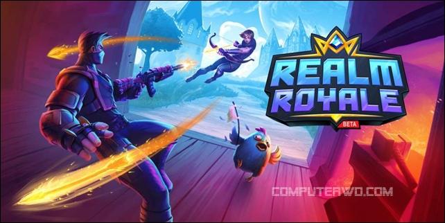 8 ألعاب Battle Royale مجانية للعب أثناء التباعد الاجتماعي Realm-royale-nintendo-switch