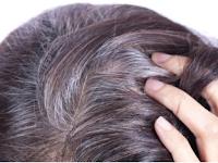 Cara Menghitamkan Rambut Beruban Dengan Henna