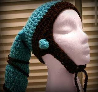 Free Star Wars Crochet Patterns twilek hat