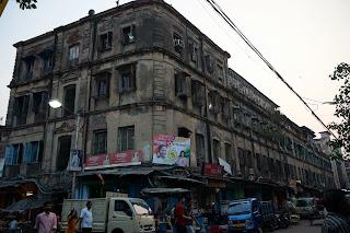bangunanGaya Kolonial di Kolkata