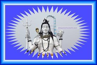 नागेन्द्रहाराय त्रिलोचनाय - Nagendra Haaraya Trilochanaaya Lyrics