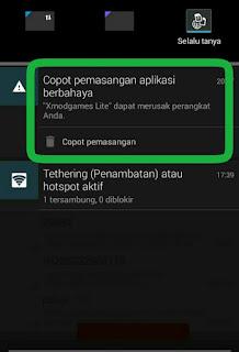 Xmodegames Lite Sudah Hilang Dipencarian Google Play.