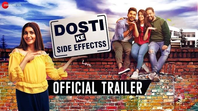 Dosti ke Side Effects (2019) Proper Hindi HDRip – x264 – 700MB Download & Watch Online With ESub