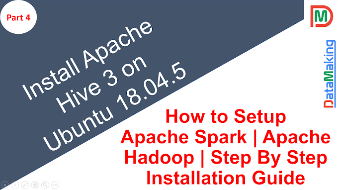 Install Apache Hive 3 on Ubuntu 18.04.5 | Step By Step | Part 4