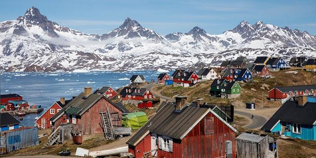 Gempa Dan Tsunami Terjang Greenland