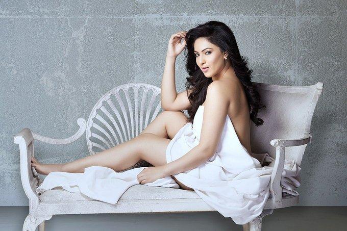 Actress Nikesha Patel Stunning Hot Photo Stills