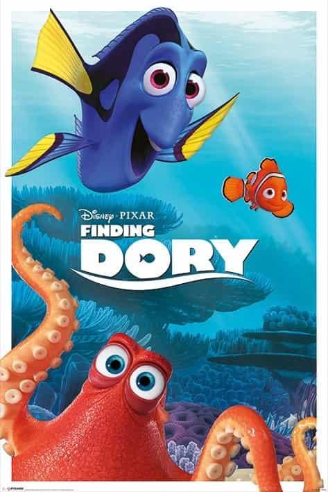 Đi Tìm Dory