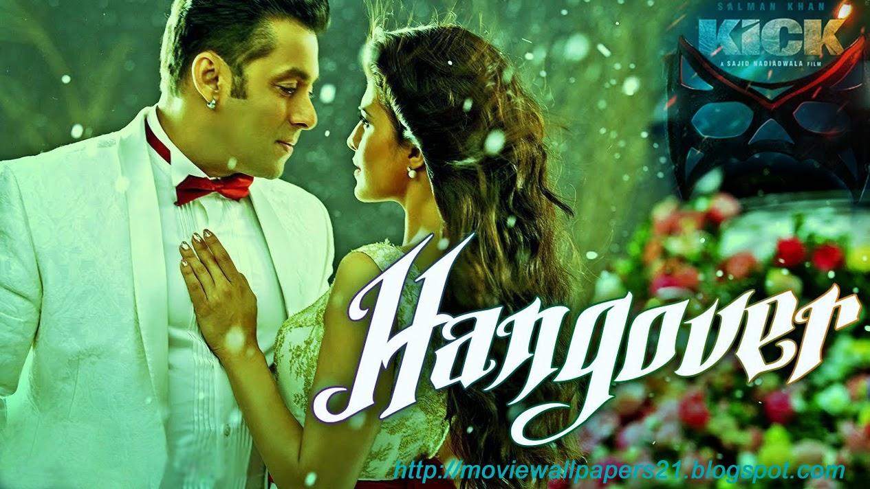 Bollywood Movie Wallpaper Kick Kick Video Song Salman Khan And Jacqueline Fernandez